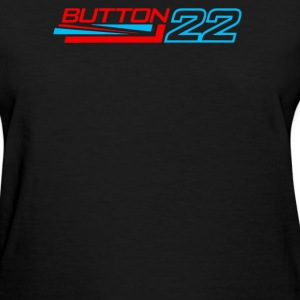 Jenson Button 22 Formula 1 Motor Racing - Women's T-Shirt