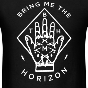Bring Me The Horizon Diamond Hand - Men's T-Shirt
