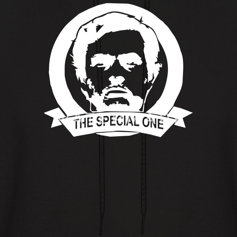 Jose Mourinho The Special One - Men's Hoodie
