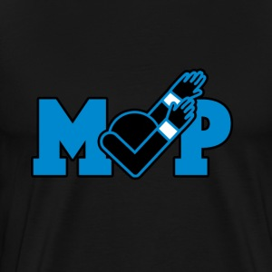 Carolina MVP - Rugby lover T-shirt - Men's Premium T-Shirt