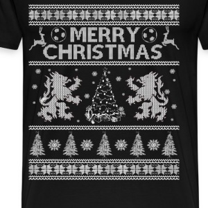 Christmas sweater for Middlesbrough fan - Men's Premium T-Shirt