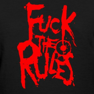 Arch Enemy Fuck The Rules - Women's T-Shirt