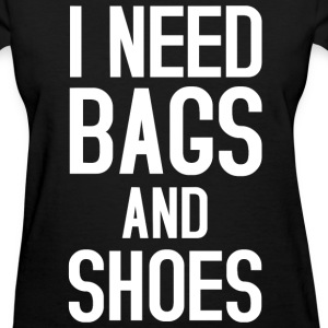 Bags and Shoes T-Shirts - Women's T-Shirt
