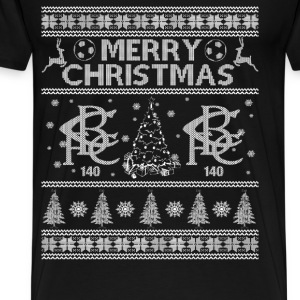 Christmas sweater for Birmingham city fan - Men's Premium T-Shirt