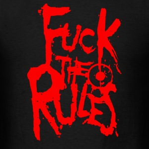 Arch Enemy Fuck The Rules - Men's T-Shirt