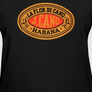 New La Flor De Cano Cuban Cigar Havana Cuba - Women's T-Shirt