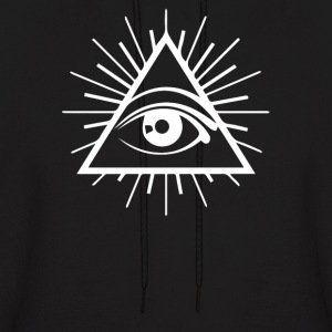 All Seeing Eye - Men's Hoodie