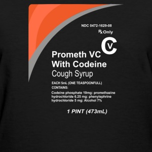Cough Syrup - Women's T-Shirt
