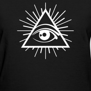 All Seeing Eye - Women's T-Shirt