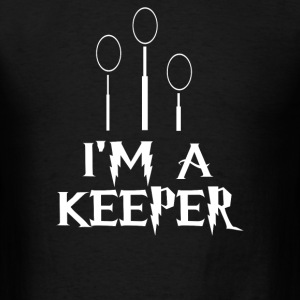 I'm A Keeper Funn - Men's T-Shirt