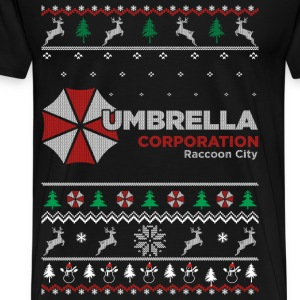 Resident Evil - Umbrella corporation Raccoon city - Men's Premium T-Shirt