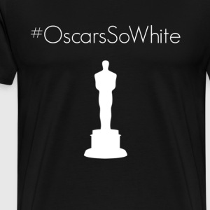 Oscars So white T-shirt - Men's Premium T-Shirt