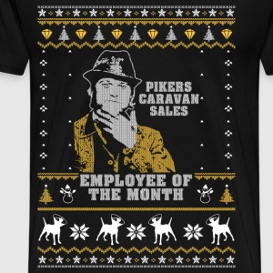 Pikers caravan sales - Employee of the month - Men's Premium T-Shirt