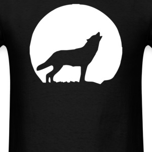 Howl at the Moon - Men's T-Shirt