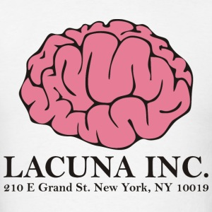 Eternal Sunshine of the Spotless Mind - Lacuna Inc - Men's T-Shirt