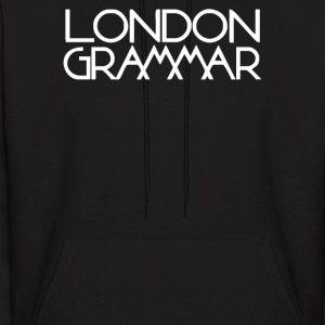 London Grammar Logo - Men's Hoodie