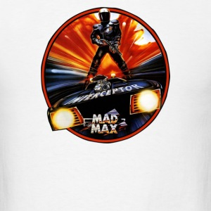 Mad Max & Interceptor - Men's T-Shirt
