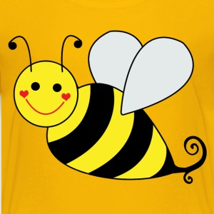 Cute Bumble Bee - Kids' Premium T-Shirt
