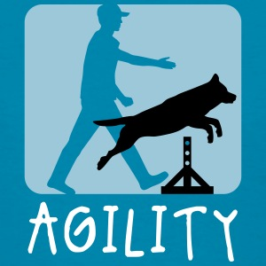 agility_dogsport_10_2016_d_3c T-Shirts - Women's T-Shirt