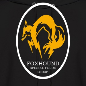 METAL GEAR SOLID - FOXHOUND SPECIAL FORCE GROUP - Men's Hoodie