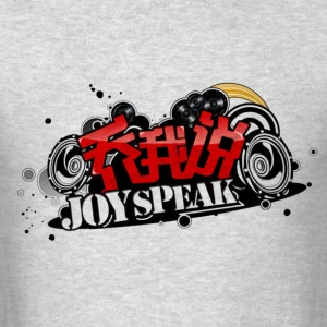 Joy Speak - Men's T-Shirt
