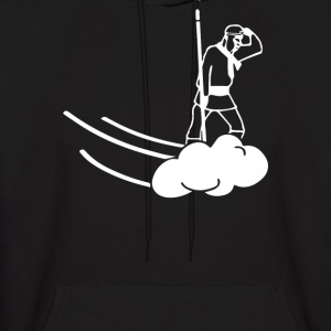 Monkey  Pigsy Sandy Tripitaka Cloud Magic - Men's Hoodie