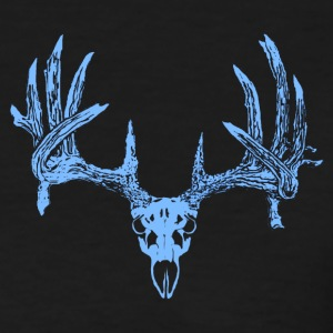 Deer skull blue - Women's T-Shirt