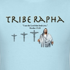Calvary Tabernacle of Alexandria Tribe Rapha  - Men's T-Shirt