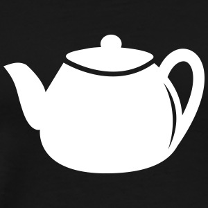 Tea Pot T-Shirts - Men's Premium T-Shirt
