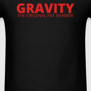 Gravity - Men's T-Shirt