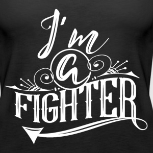 I'm a Fighter Tank Top   - Women's Premium Tank Top
