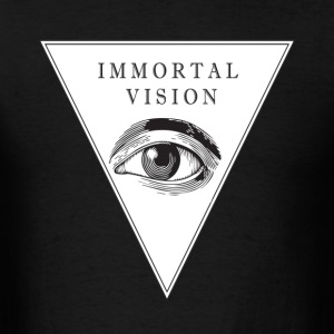 Immortal Vision Free Mind  T-Shirts - Men's T-Shirt
