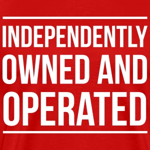 Independently owned and operated T-Shirts - Men's Premium T-Shirt