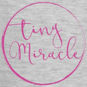 Tiny Miracle pink - Baby Contrast One Piece
