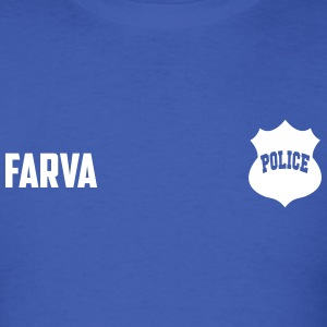 Farva Cop Super Troopers T-Shirts - Men's T-Shirt