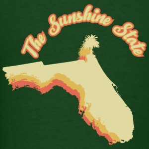 Florida Sunshine State - Men's T-Shirt