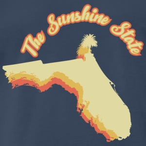 Florida Sunshine State - Men's Premium T-Shirt