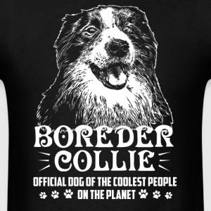 Border Collie Shirt - Men's T-Shirt