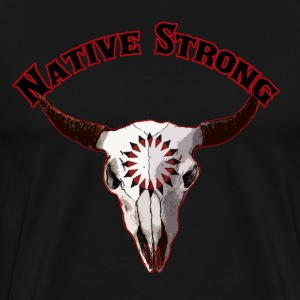 Native Strong - Men's Premium T-Shirt