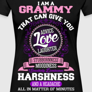 I Am A Grammy T-Shirts - Women's Premium T-Shirt