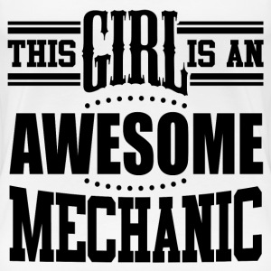 MECHANIC 11111.png T-Shirts - Women's Premium T-Shirt