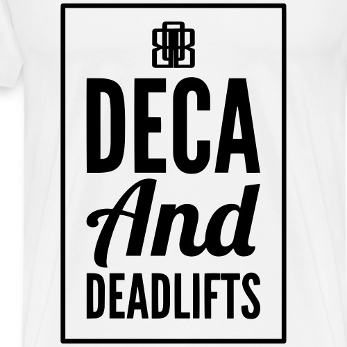 Deca and deadlifts