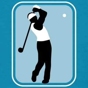 golf_player_09_2016_3c01 T-Shirts - Men's T-Shirt