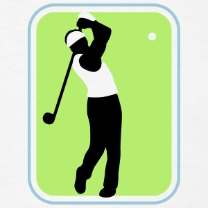 golf_player_09_2016_3c02 T-Shirts - Men's T-Shirt