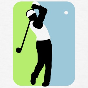 golf_player_09_2016_3c03 T-Shirts - Men's T-Shirt