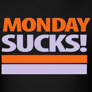 Monday Sucks T-Shirts - Men's T-Shirt