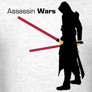 Ezio Lightsabers T-Shirts - Men's T-Shirt