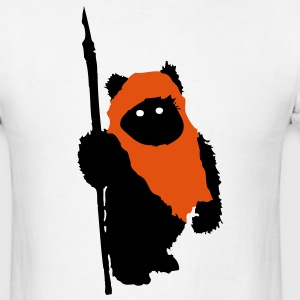 Star Wars Ewok T-Shirts - Men's T-Shirt
