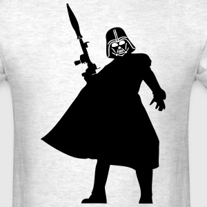 Vader with Rocket Launcher T-Shirts - Men's T-Shirt
