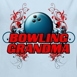 Bowling Grandma (C) Baby & Toddler Shirts - Long Sleeve Baby Bodysuit